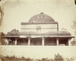 South façade of Dada Harir's Tomb, Ahmadabad